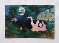 Набор волшебных открыток «Восьмая луна»