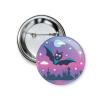 Очаровательный значок «Восьмая луна»